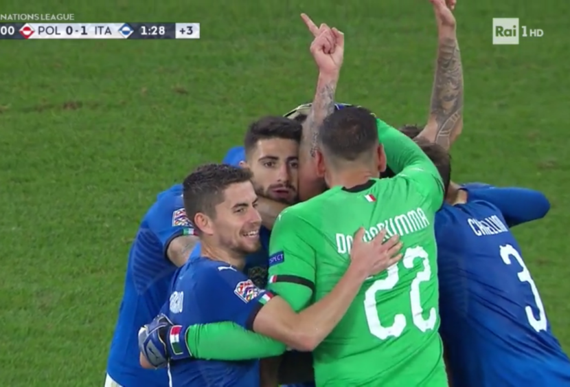 L'Italia torna a splendere in Polonia