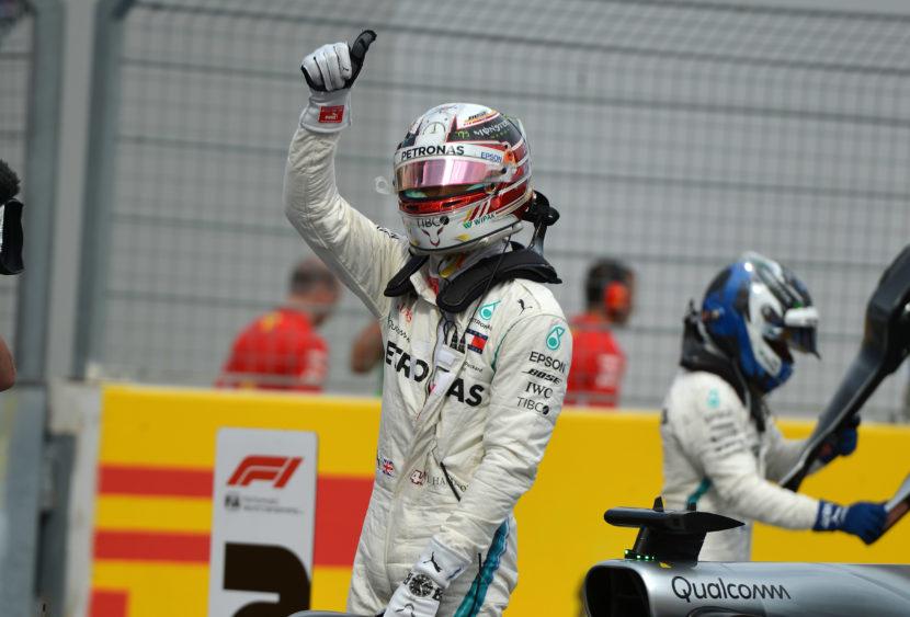 Hamilton nell'olimpo della F1: il 5° è il mondiale più bello della sua carriera