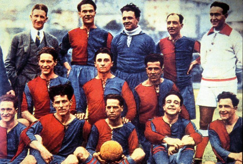 Serie A history: 1898, la prima volta in campionato del Genoa