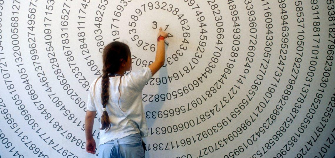 """Il """"Pi greco"""", un numero piccolo ma immenso, nel senso che…"""