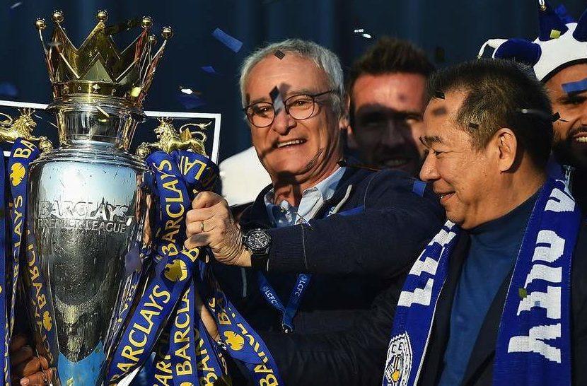 La favola e la tragedia: Vichai, l'uomo che ha portato il Leicester in alto