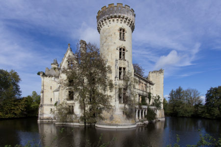 Château de la Mothe-Chandeniers 21