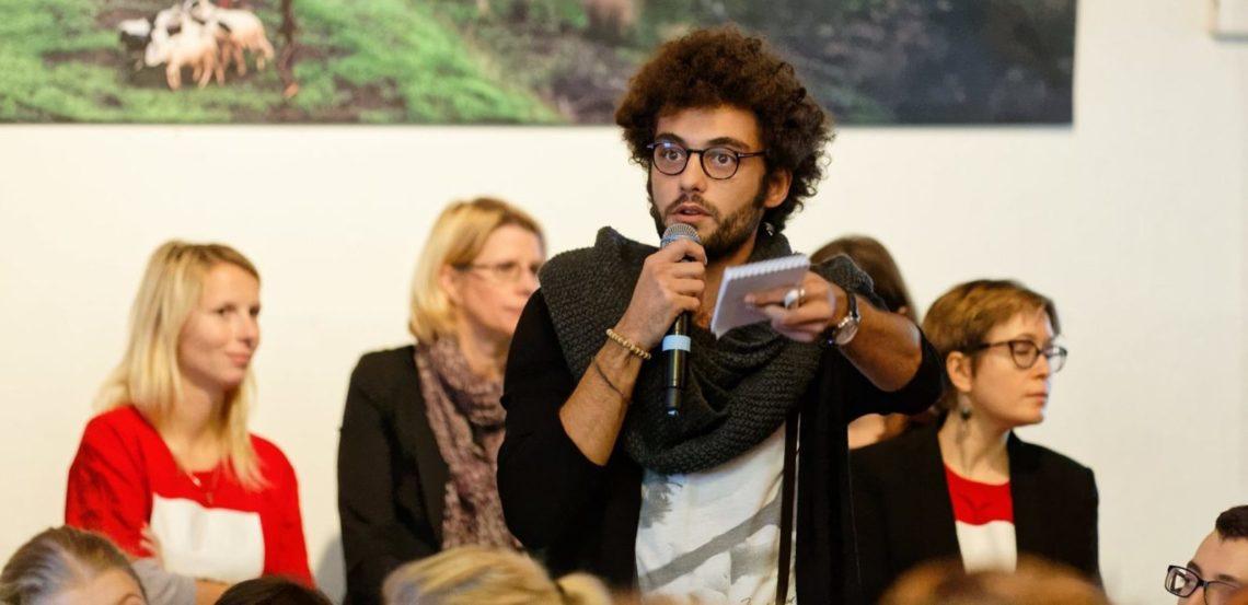 """""""Mi candido alle Primarie"""": il giovane Dario Corallo tenta la scalata al PD"""