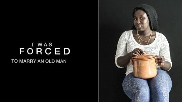 """""""Io sono"""", la mostra fotografica che dà voce e identità ai migranti"""
