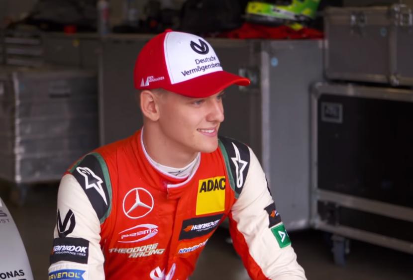 Sognando la F1: Mick Schumacher sulle orme del padre… e anche meglio!
