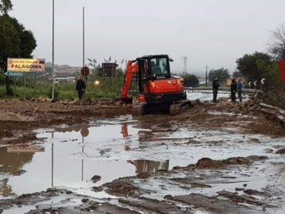 Alluvione in Sicilia