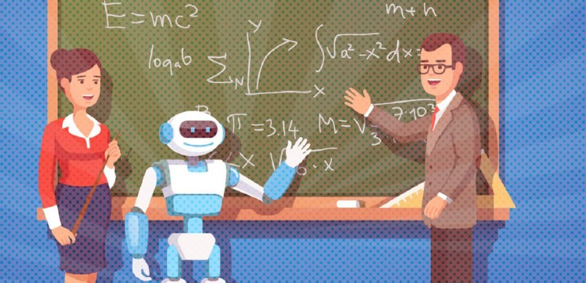 5 cose che può fare l'Intelligenza Artificiale per i professori 3.0