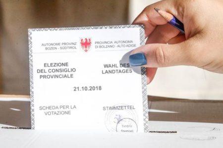 elezioni bolzano