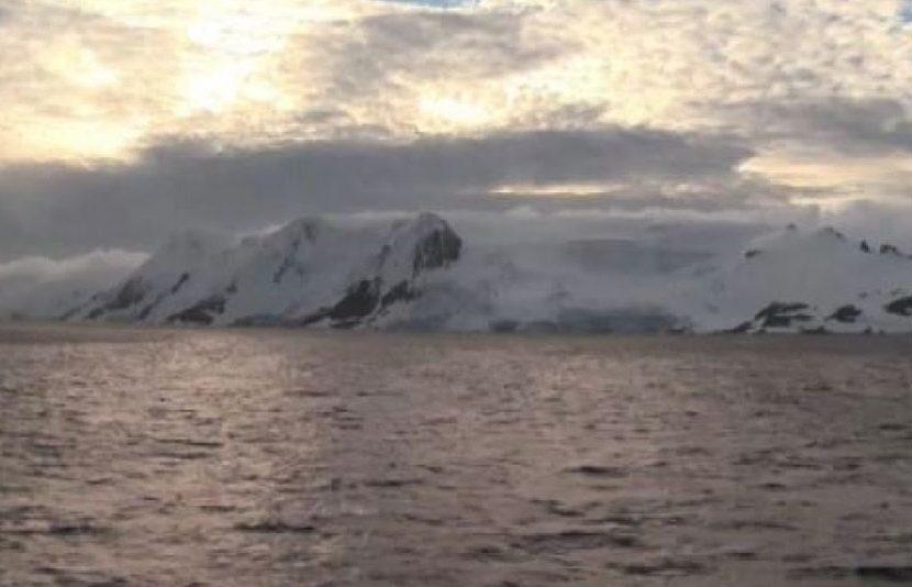 Il rettangolo più famoso del mondo si trova in Antartide, ovvero…