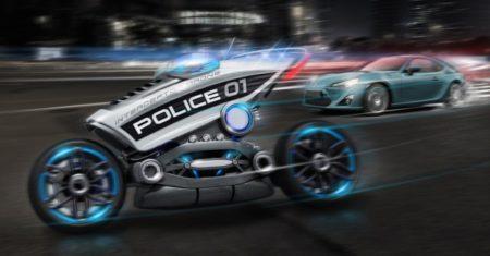Polizia del futuro