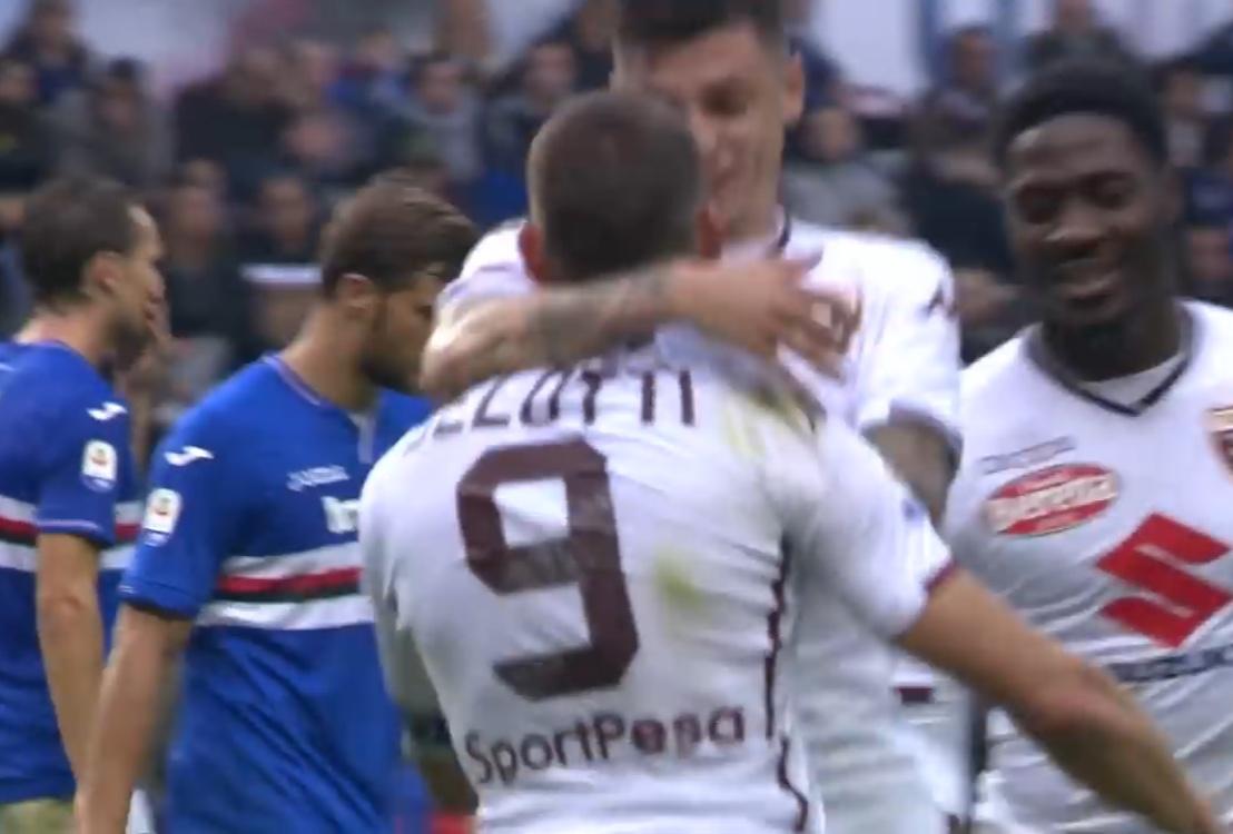 Top & Flop Serie A: Belotti torna a segnare, Everton Luiz disastroso