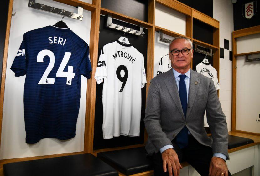 Welcome back King Claudio: il Fulham riparte da Ranieri