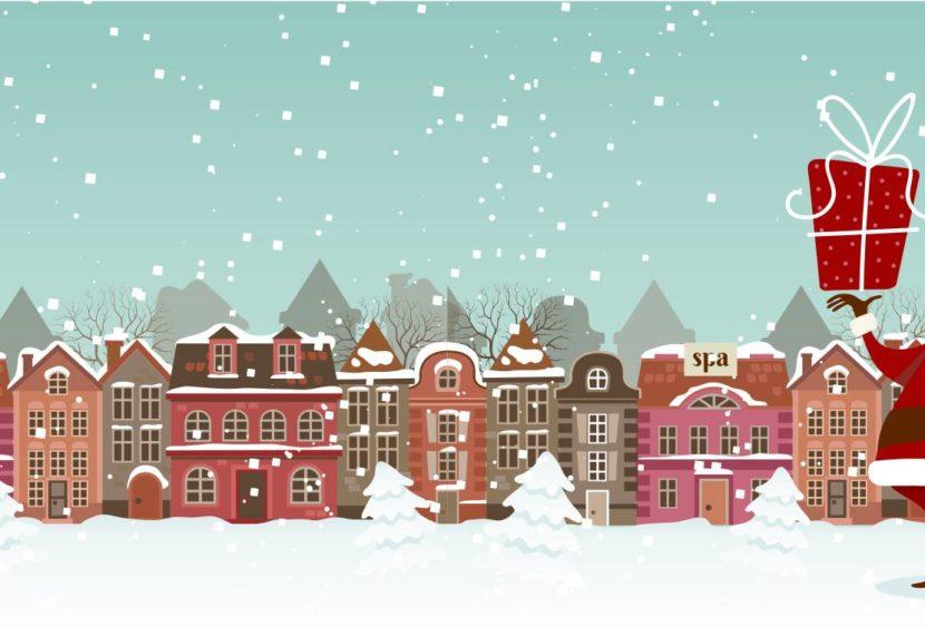 È scientificamente provato: gli addobbi di Natale rendono felici!