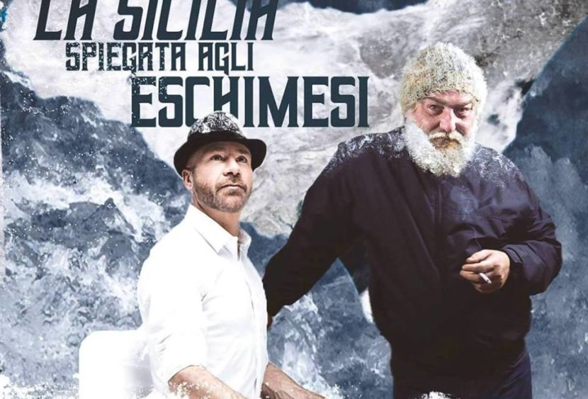 Cappellani stravince al Teatro Abc raccontando la Sicilia e la sua essenza