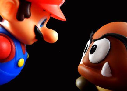 Toys Nintendo Super Mario Mushroom Video Game