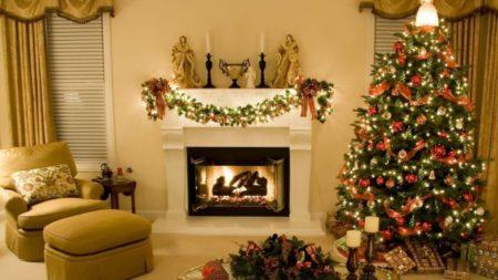 Addobbare casa a Natale