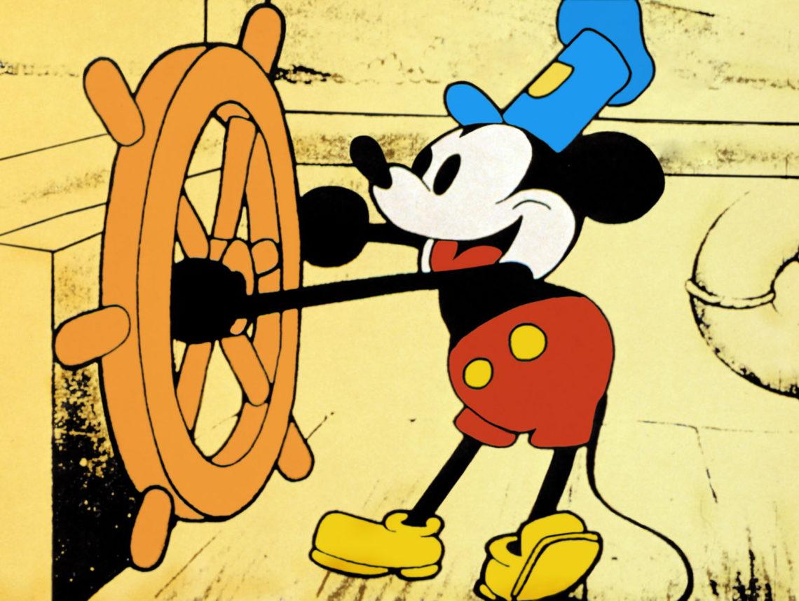 90 anni di Topolino: da Steamboat Willie al successo globale