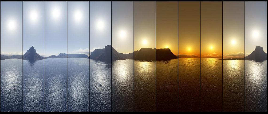 """""""Notte Polare"""" o """"Sole di Mezzanotte"""": dove si verificano questi fenomeni?"""