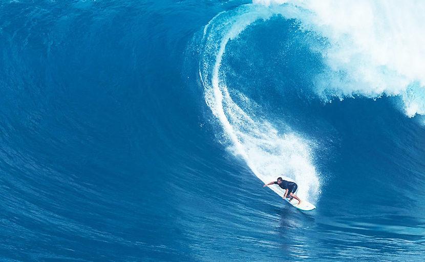 Il Surf su onde artificiali potrebbe ben presto essere una realtà
