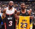 L'ultima notte di Dwyane Wade allo Staples Center