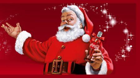 Babbo-Natale Coca-Cola