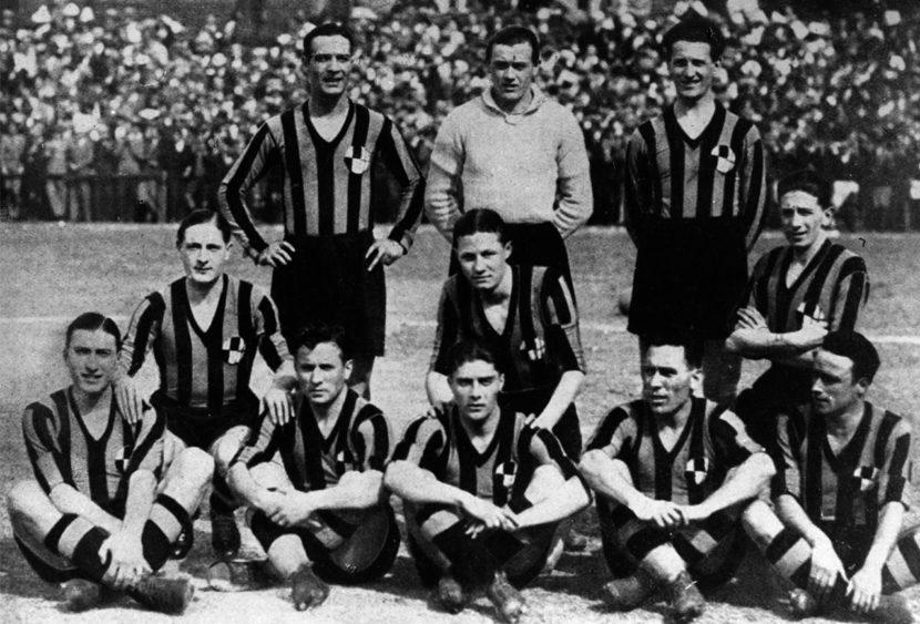 Serie A History: 1909, la prima volta in campionato dell'Inter