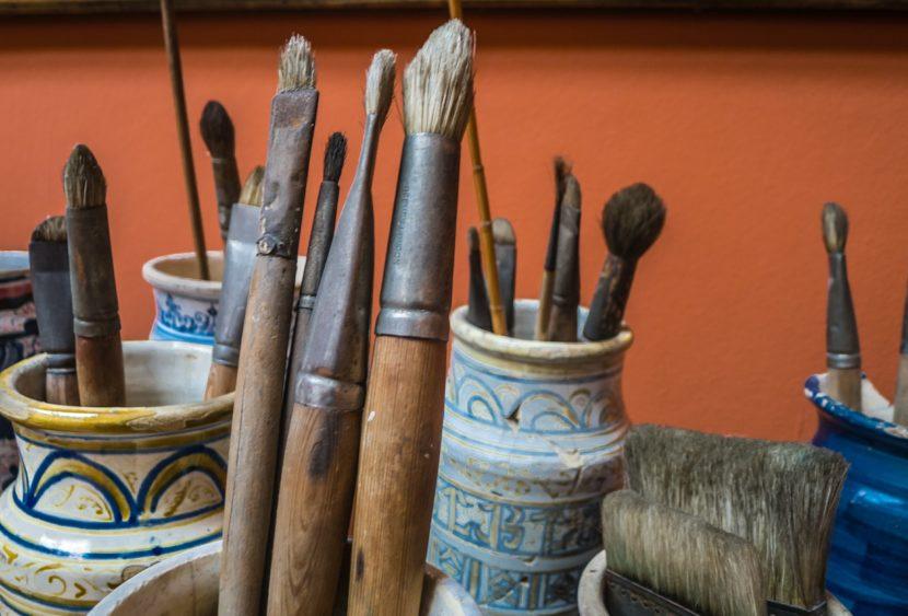 Muceb: Museo della ceramica di Burgio
