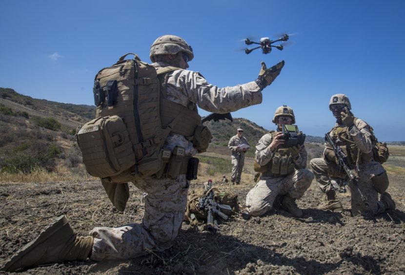 Cinque marines statunitensi dispersi dopo un incidente aereo al largo del Giappone