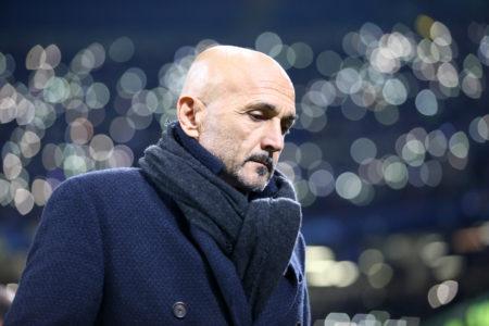 Inter- Psv - Champions League 2018/19 Gruppo B - Nella foto: Luciano Spalletti allenatore dell' Inter