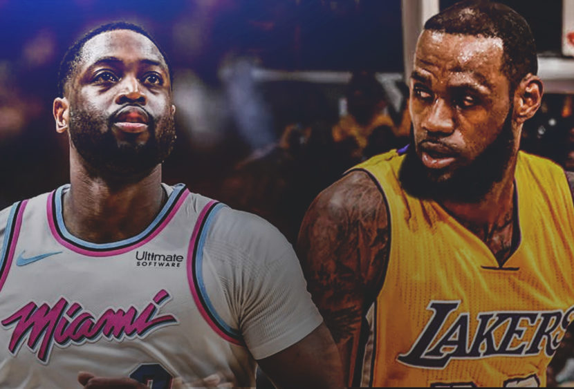 NBA Week Preview: LeBron e Wade, ultimo duello. Raptors e Rockets a caccia di riscatto