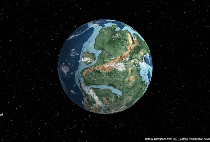 Chissà dov'era casa tua milioni e milioni di anni fa…
