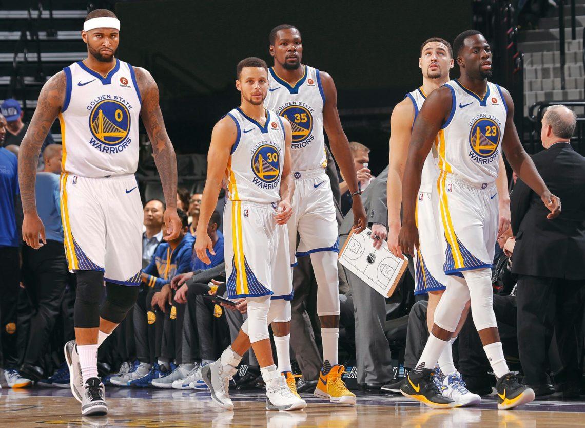 NBA: Warriors rullo compressore. Nets in forma invidiabile