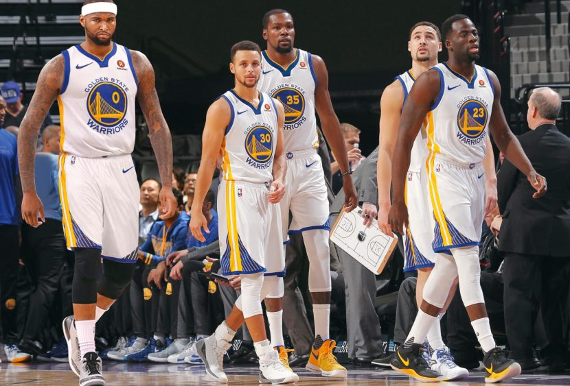 NBA: Warriors rullo compressore. Nets in forma invidiabile