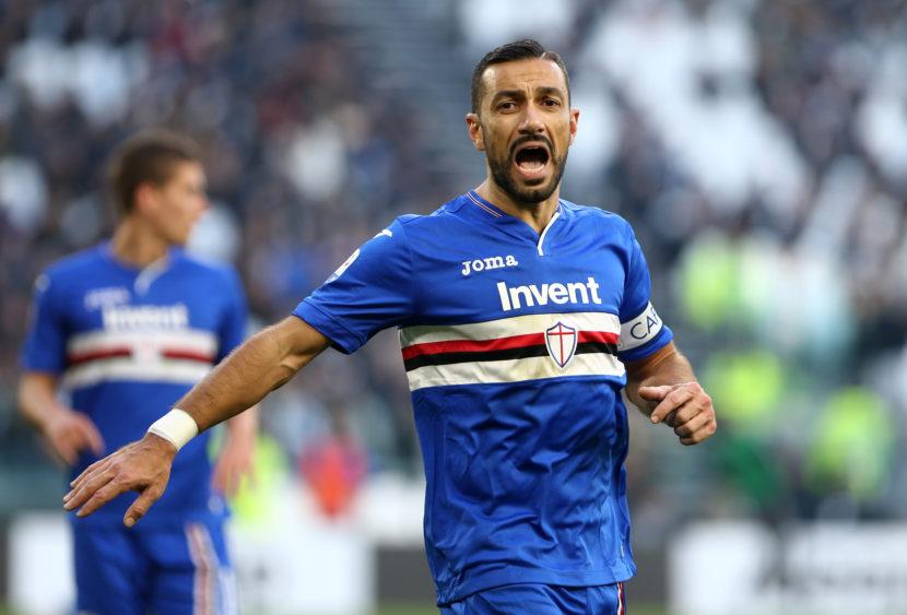 Top & Flop Serie A: Quagliarella da record, Izzo commovente. Nainggolan anonimo