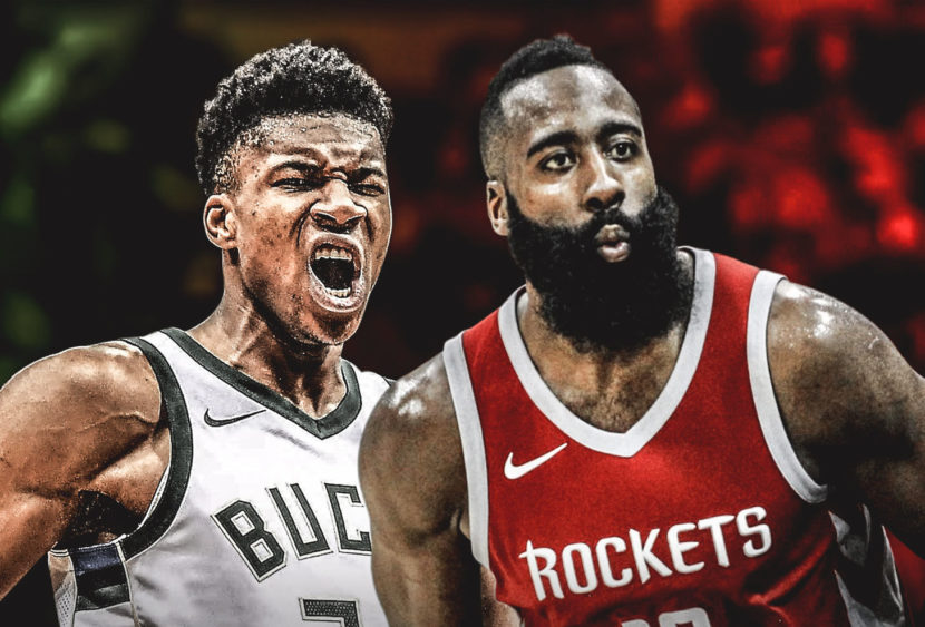 NBA Week Preview: Harden vs. Antetokounmpo, la resa dei conti