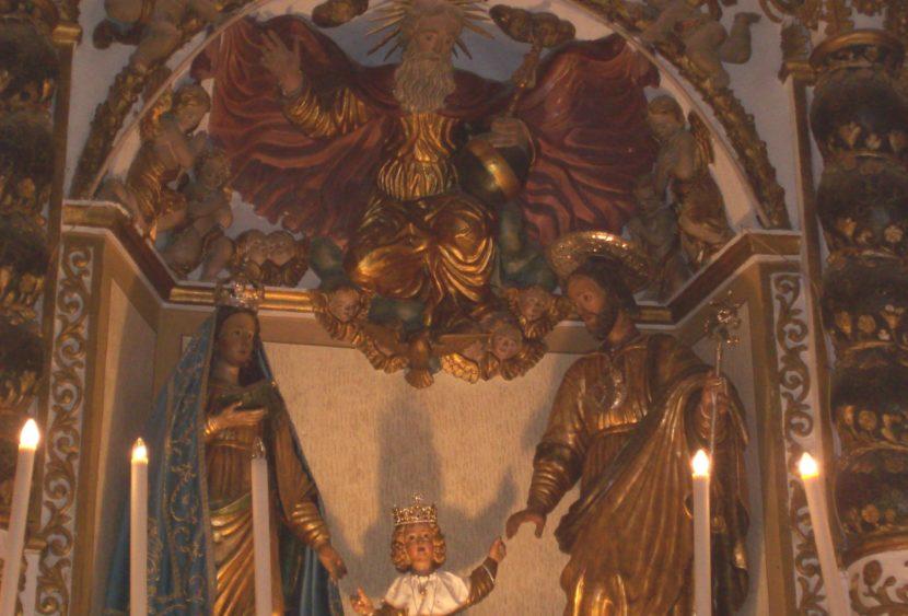Alla scoperta della chiesa di San Giuseppe di Burgio
