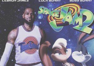 Space Jam 2: Lebron James sul grande schermo nel luglio 2021
