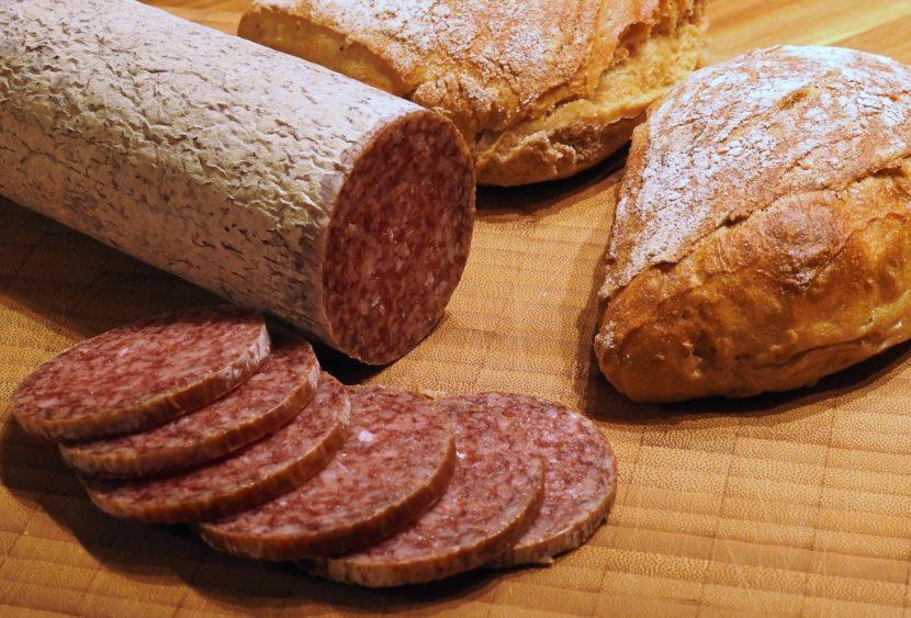 Salame Citterino ritirato dal mercato per contaminazione microbiologica