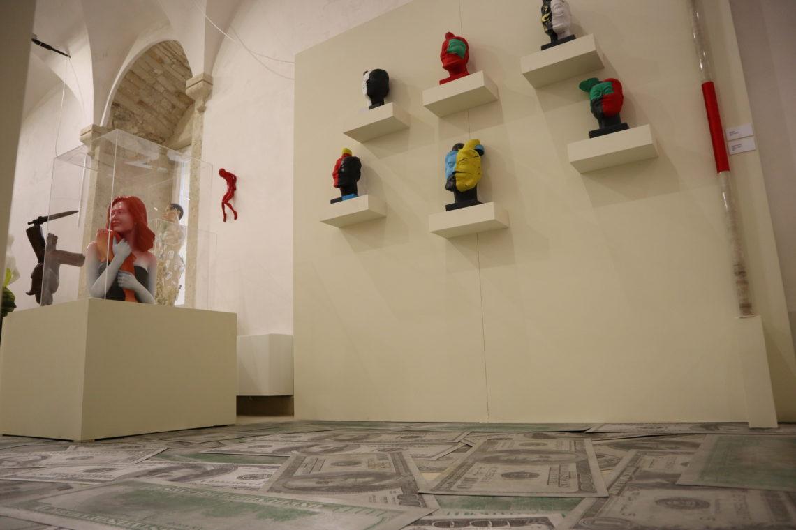 """Dal 28 marzo Sircusa ospita """"Ciclopica"""", 100 sculture dei più grandi artisti internazionali"""