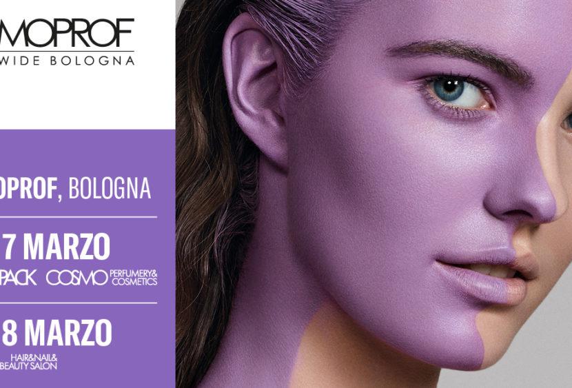 Bologna teatro della bellezza, con il Cosmoprof dal 14 al 18 marzo