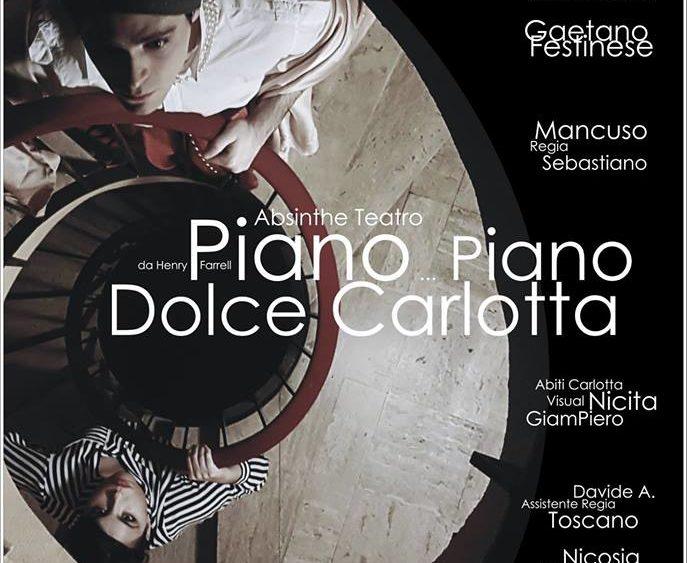 """Cresce l'attesa per il debutto del thriller """"Piano piano dolce Carlotta"""""""