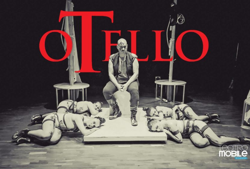Teatro Mobile di Catania: in scena l'Otello di Shakespeare