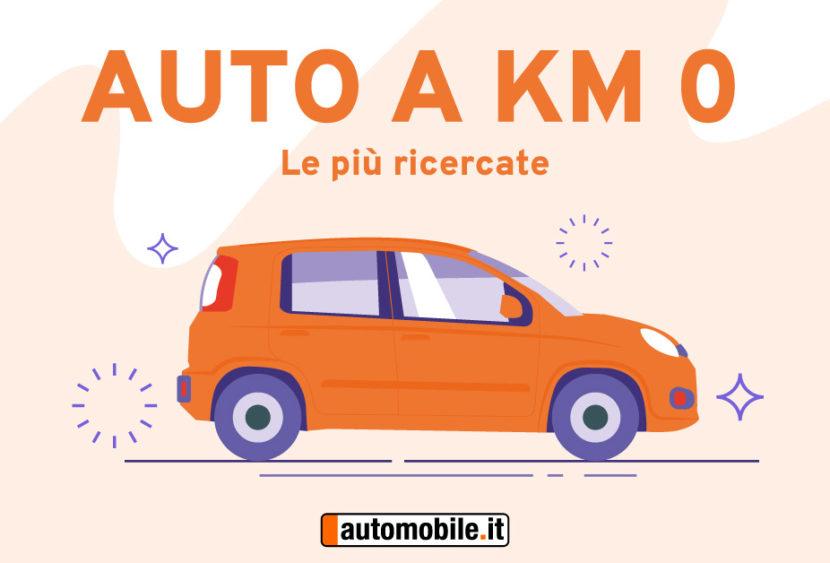 Auto a Km 0: Jeep Renegade è la più ricercata