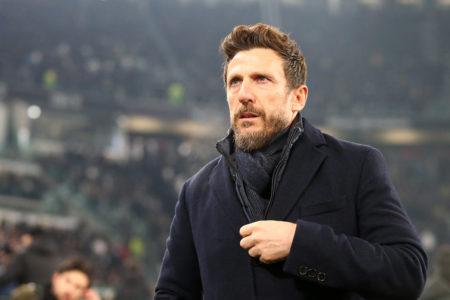 Francesco allenatore della Roma
