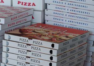 Cartoni per pizza pericolosi e cancerogeni, aperta indagine