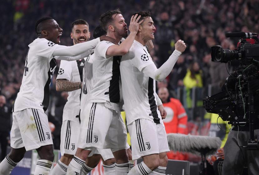 Champions League: Juve da Film, Barça, Liverpool e City prove da grandi