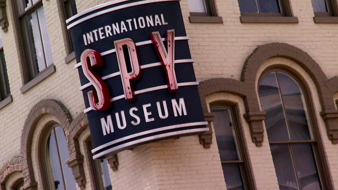 """""""International Spy Museum"""", riapre a Washington per i veri """"007"""""""