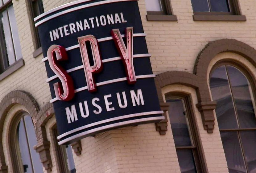 """International Spy Museum"", riapre a Washington per i veri ""007"""
