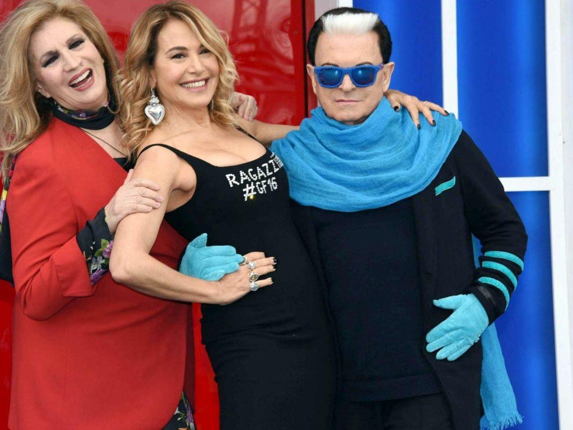GF 16, 4^ puntata: fuori Ivana. Malgioglio bacia Barbara D'Urso