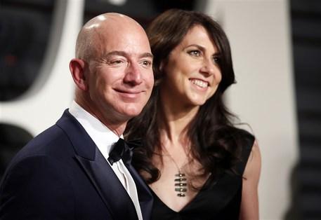 Caso Bezos: lieto fine per il divorzio più dispendioso della storia